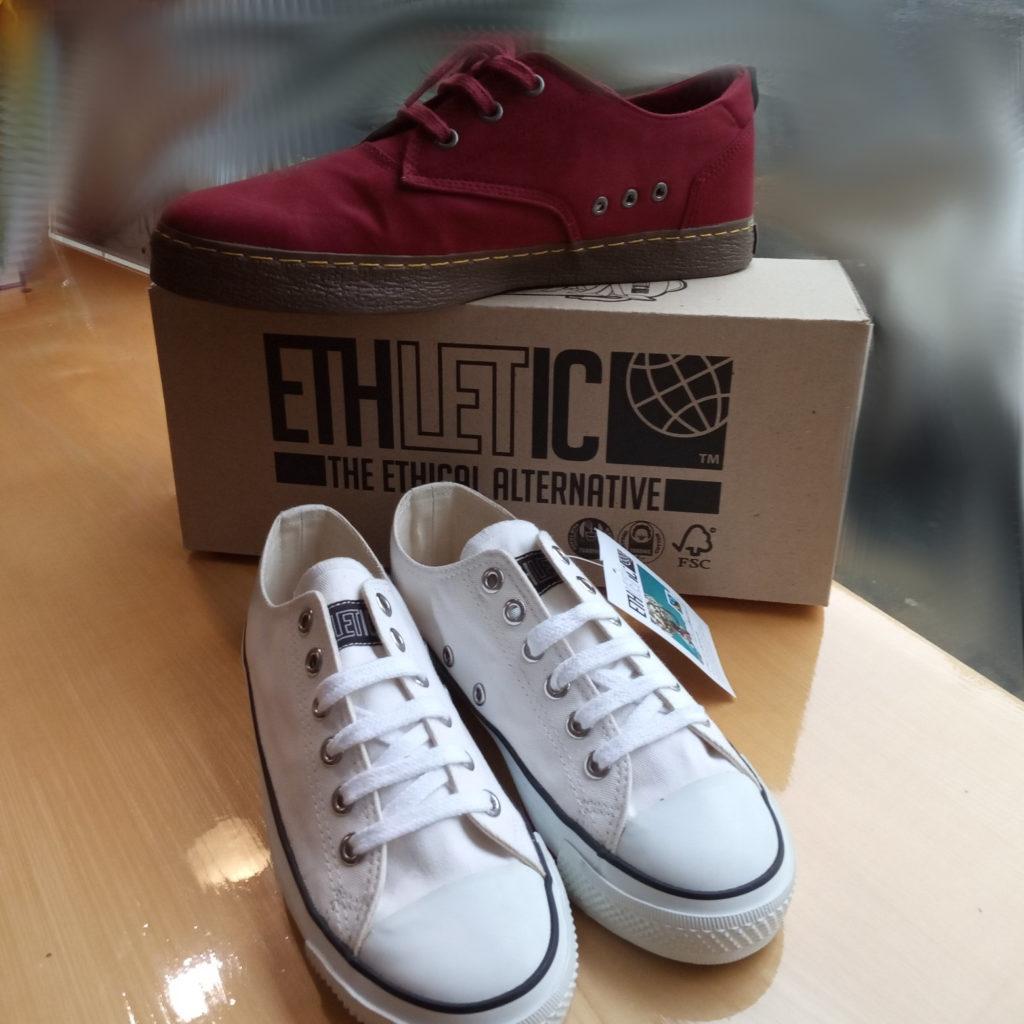 Sneaker von Ethletics